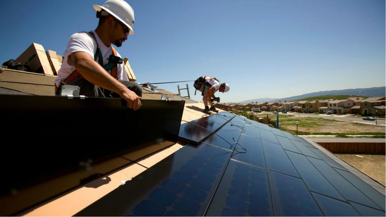 Le solaire c'est cher? C'est ce que dit ma grand mère.