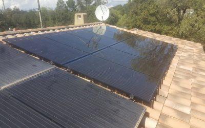 Veolia se lance dans le recyclage des panneaux photovoltaïques