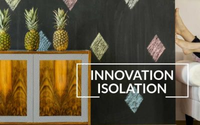 Quand isolation rime avec innovation(s)