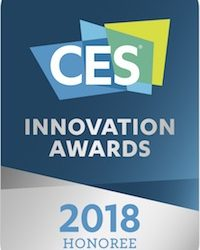 Smappee, lauréat des CES Innovation Awards 2018