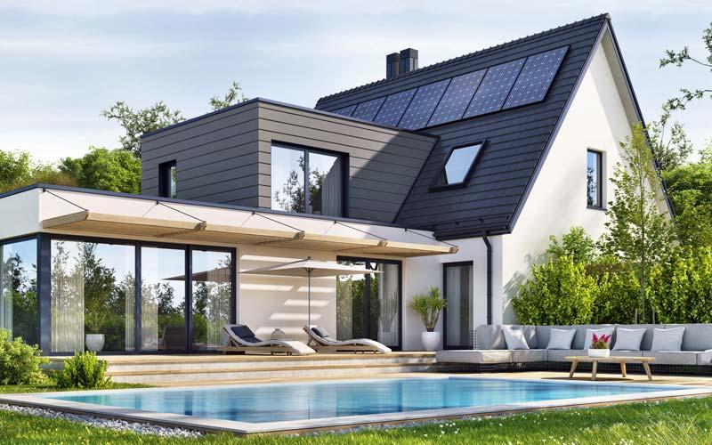 Alimenter une pompe à piscine avec des panneaux solaires